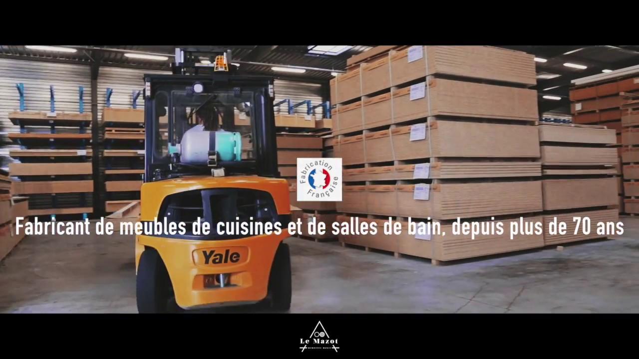 Fabricant De Caisson De Cuisine présentation du site de production charles réma - fabricant de cuisines et  de salles de bains