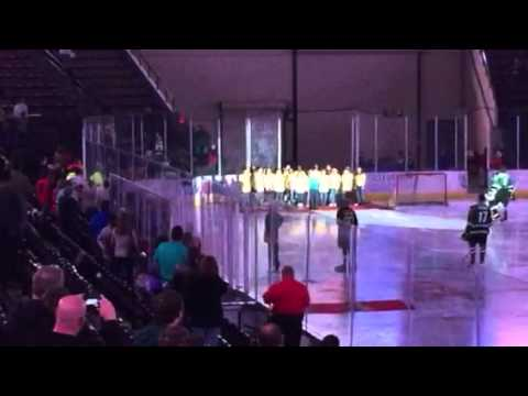 Southaven Intermediate School Singing Star Spangled Banner