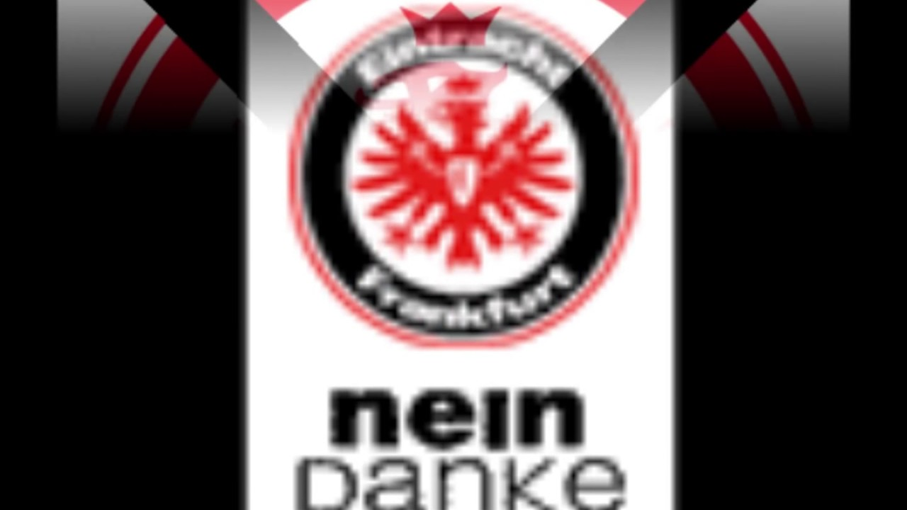 anti - eintracht fankfurt bilder - youtube