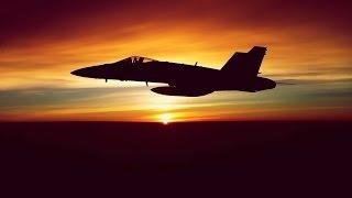 Samoloty wojskowe - Epoka odrzutowców