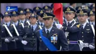 Festa della Repubblica - 2 Giugno 2010 Parata Militare - PARTE 8 di 14