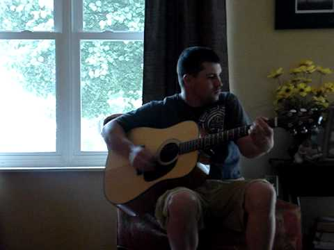 Eli Young Band - Guinevere (Cover by Stephen Short)