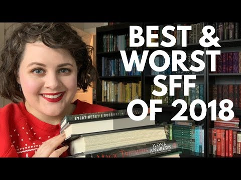 Best & Worst Fantasy/Sci Fi Books of 2018
