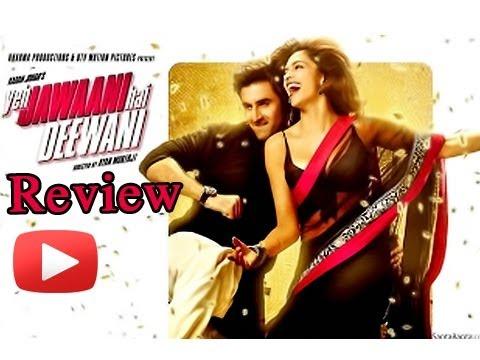 Yeh Jawaani Hai Deewani Movie Review