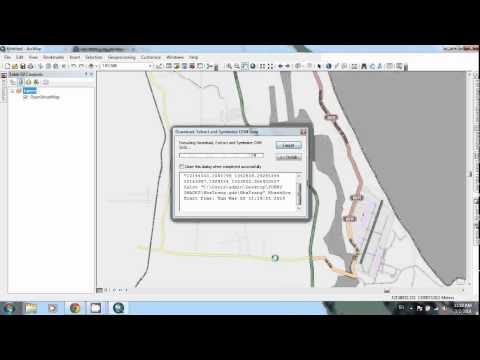 ArcGIS Editor for OpenStreetMap - Lấy dữ liệu từ OSM