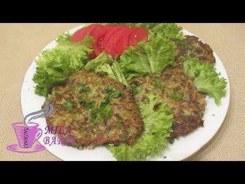 Оладьи из кабачков, рецепты с фото на : 99