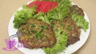 Кабачковые оладьи с картофелем Очень вкусно (Squash pancakes with potatoes) Простой рецепт