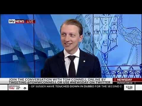 Senator Paterson On Moving Australia's Embassy In Israel, Identity Politics, And Refugee Policy