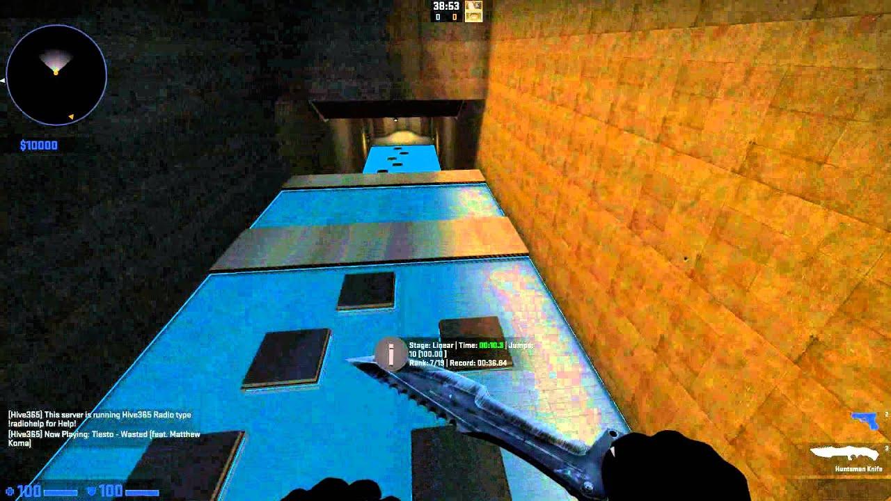 Counter Strike GO - KIWI Bhop World Record