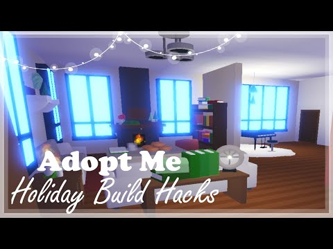 🍪-gingerbread-house-tour-{voice-reveal}~-adopt-me-holiday-build-hacks-🎄