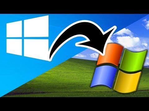 Make Windows 10 Look Like Windows XP (Works On 1903!)