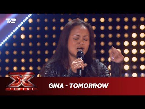 Gina synger 'Tomorrow' - Egen sang (5 Chair Challenge) | X Factor 2019 | TV 2