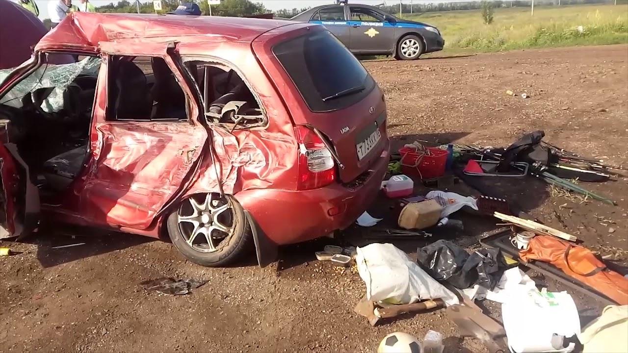 Авария в Мелеузовском районе [Дорожный патруль]
