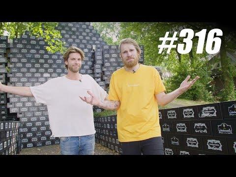 #316: Huis van Bierkratten [OPDRACHT]
