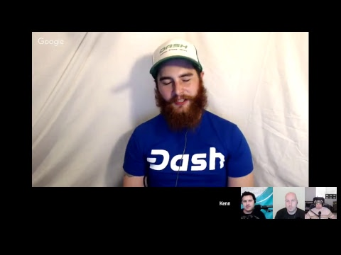 Dash Podcast 54 - How Goes It! Feat. Crypto Personality Kenn Bosak!