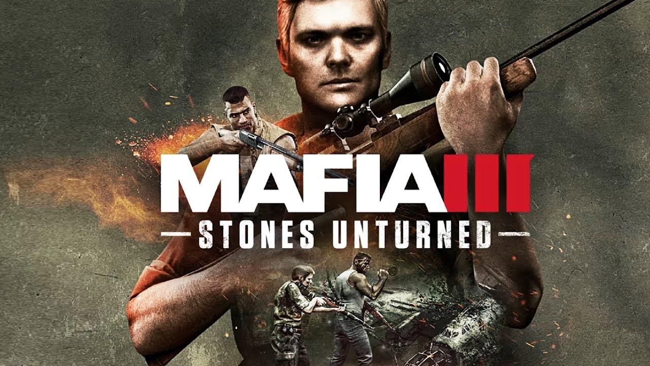 Zagrajmy w Mafia III Niedokończone sprawy DLC – Ponowne spotkanie z Aldridgem – 4K