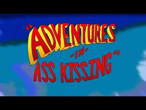 """""""Adventures In Ass Kissing"""" By Jack Dishel & Steven Mertens"""