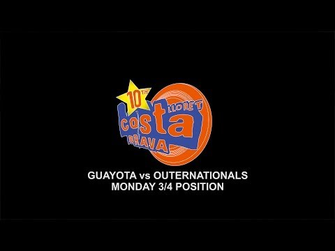 Guayota - Outernationals 2014 Day 3  3rd - 4rt Position.