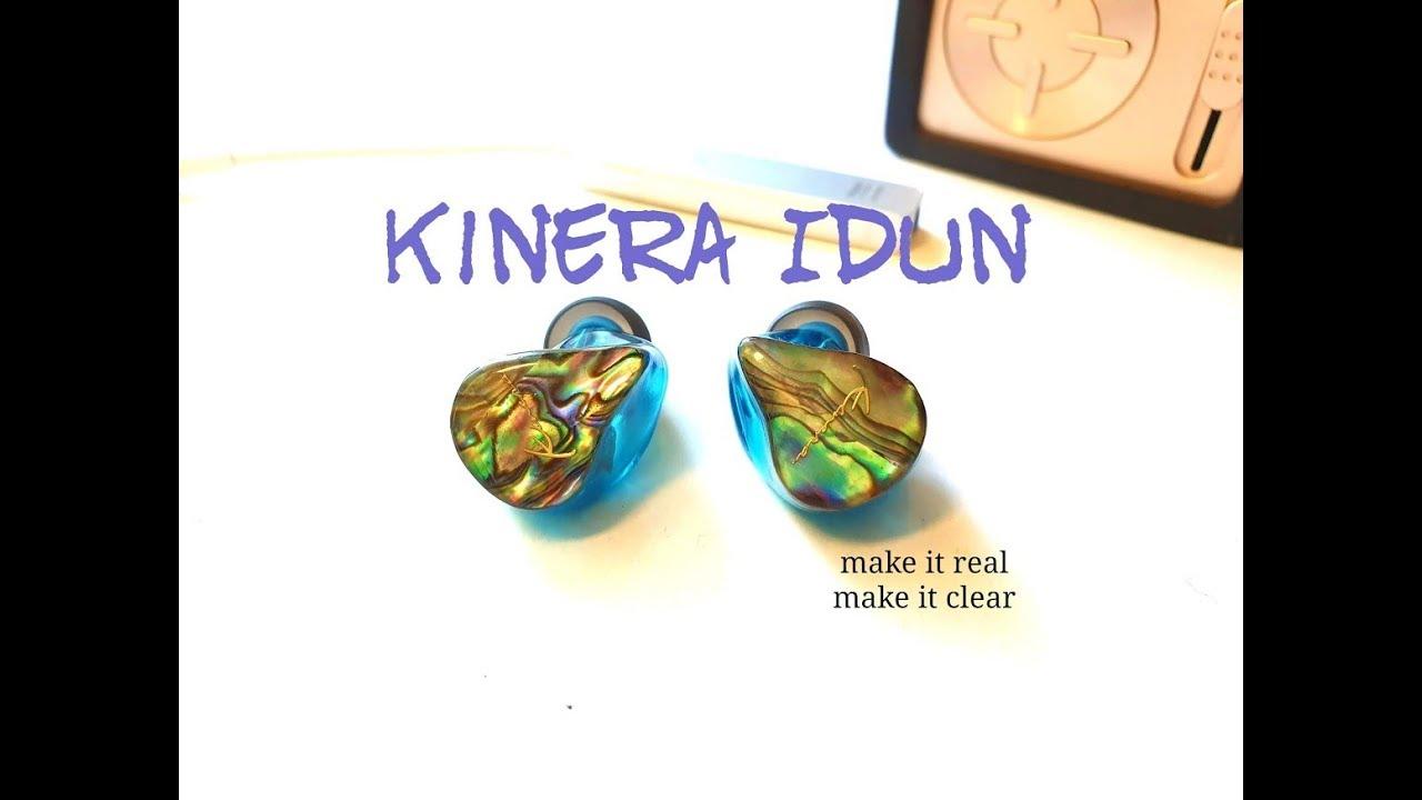 Обзор Kinera Idun - YouTube