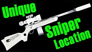 Fallout New Vegas Best Starting Gun RatSlayer SNIPER Location Beginner Guide