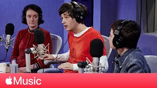 Matty Healy, Christine and the Queens and Laura Snapes: 2019 BRITs  | Beats 1 | Apple Music