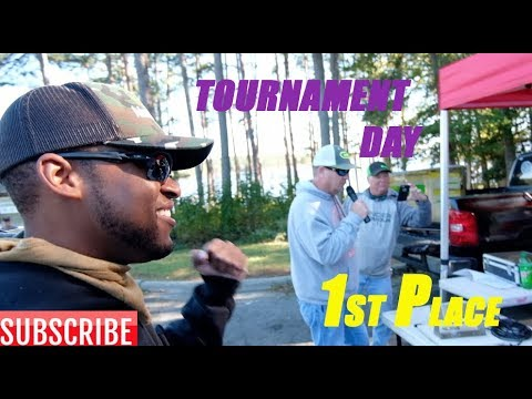 My FIRST Ever Bass Fishing Tournament