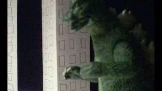 Godzilla vs. Gomess vs. Jirass
