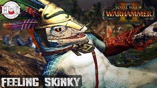 Feeling Skinky - Total War Warhammer 2 - Online Battle 182