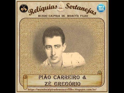 PIÃO CARREIRO & ZÉ GREGÓRIO - Lado B) Moreninha Cor De Jambo (Tião Carreiro/Dito Mineiro)