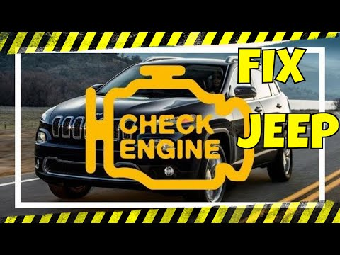 How To Fix Check Engine Light Jeep Cherokee