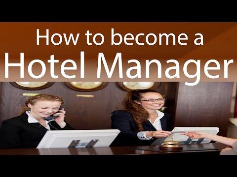 Hotel management - YouTube