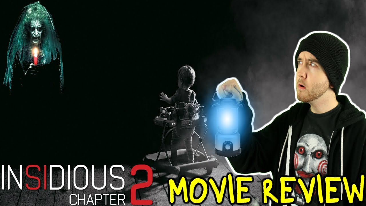 Insidious Chapter 2 (2013) - Movie Review - YouTube