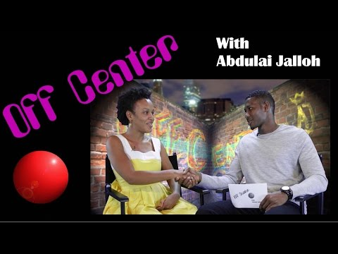 Off Center with Abdulai Jalloh and Guest, Elizabeth Patterson