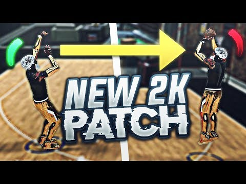The Last NBA 2K18 Patch Is Out!? 2K Patching Jumpshots Still?