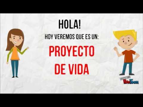 Cómo Hacer un Proyecto de Vida - YouTube