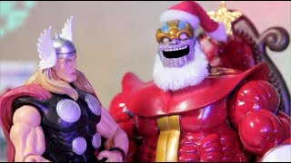 Holiday Spectacular - Marvel Super Heroes: What The--?! - Doppiaggio