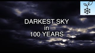 Darkest Skies in 100 Years * No Summer for Iceland * Hail Destroys Crops