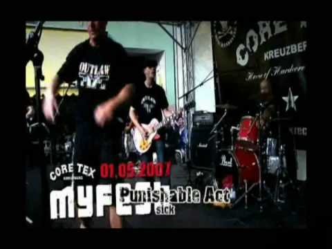 Punishable Act Asia Tour Promo Video