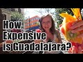 How Expensive is Guadalajara? MEXICO CHALLENGE: $10/day