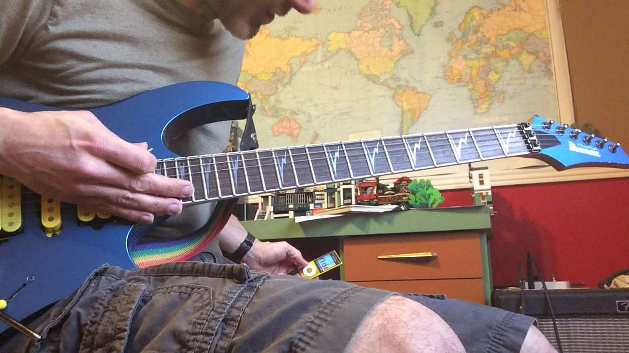 how to play i want you back on guitar