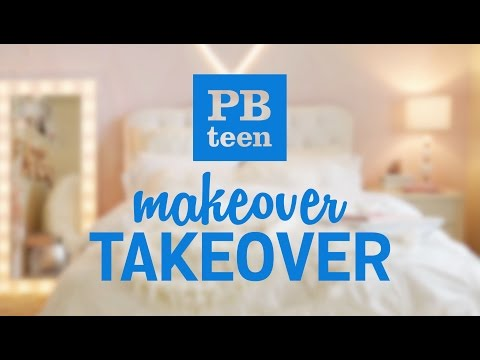 Makeover Takeover With PBteen | Abigail