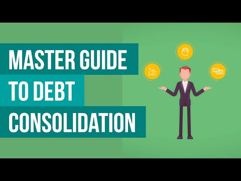 Master Guide to Debt Consolidation