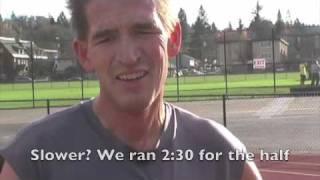 The Jizzle Wizzle Mile