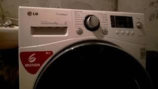 Помилка Е, пральна машина LG. Простий самостійний ремонт