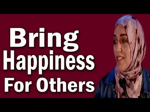The Deal That  We forget very often ~Yasmin Mogahed