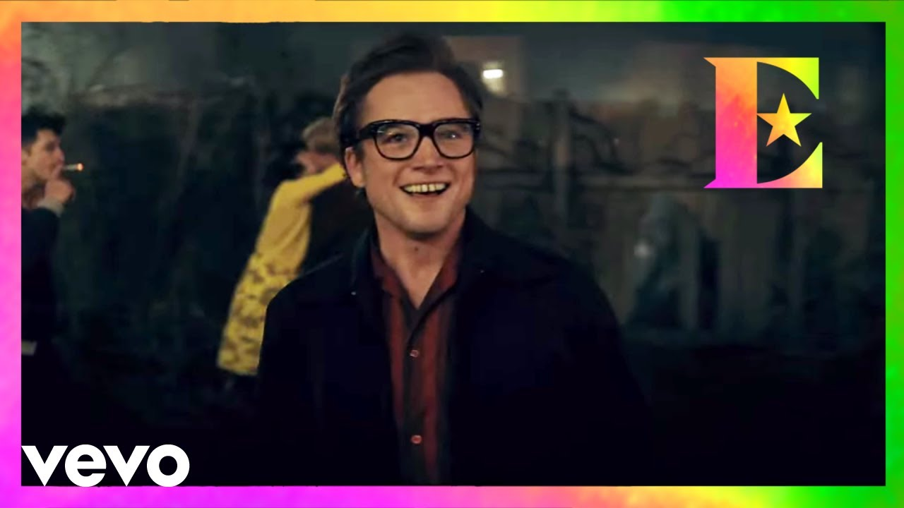 """Cast Of """"Rocketman"""" - Saturday Night's Alright (For Fighting) (Extended Number)"""