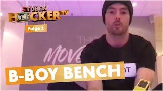 B-Boy Bench bei StubenhockerTV – Weltrekord