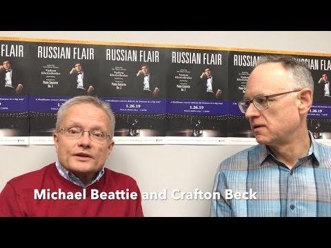 Beck & Beattie: Vadym Kholodenko Soloist Spotlight