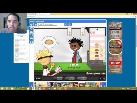 ORDER UP!papa's burgeria part 2 thumbnail