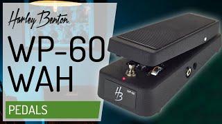 Harley Benton - Custom Line WP-60 Wah - Wah-Wah pedal - Presentation -